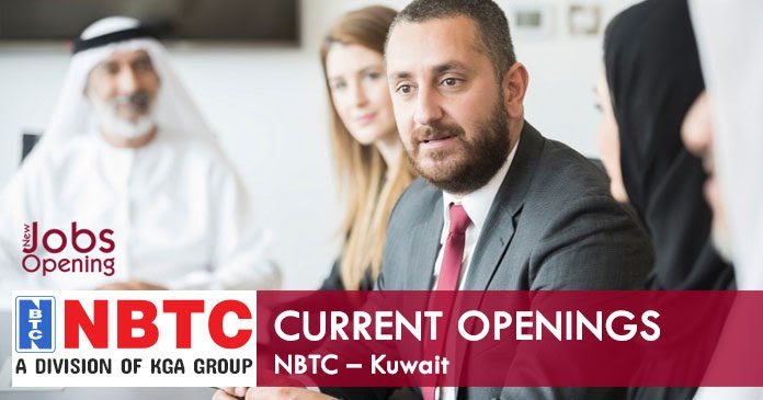 Interview for Multiple HR Vacancies in NBTC Group, Kuwait | Find all