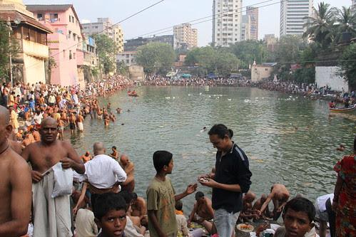 Banganga Walkeshwar ...Pitru Paksh by firoze shakir photographerno1