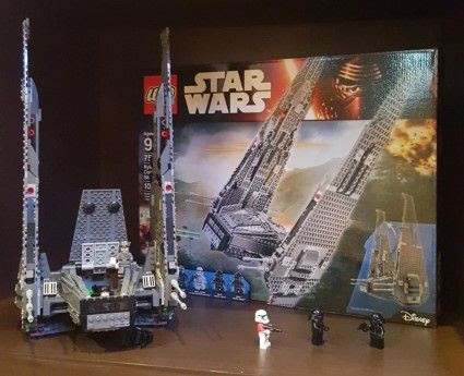 LEGO Star Wars The Force Awakens Play-sets