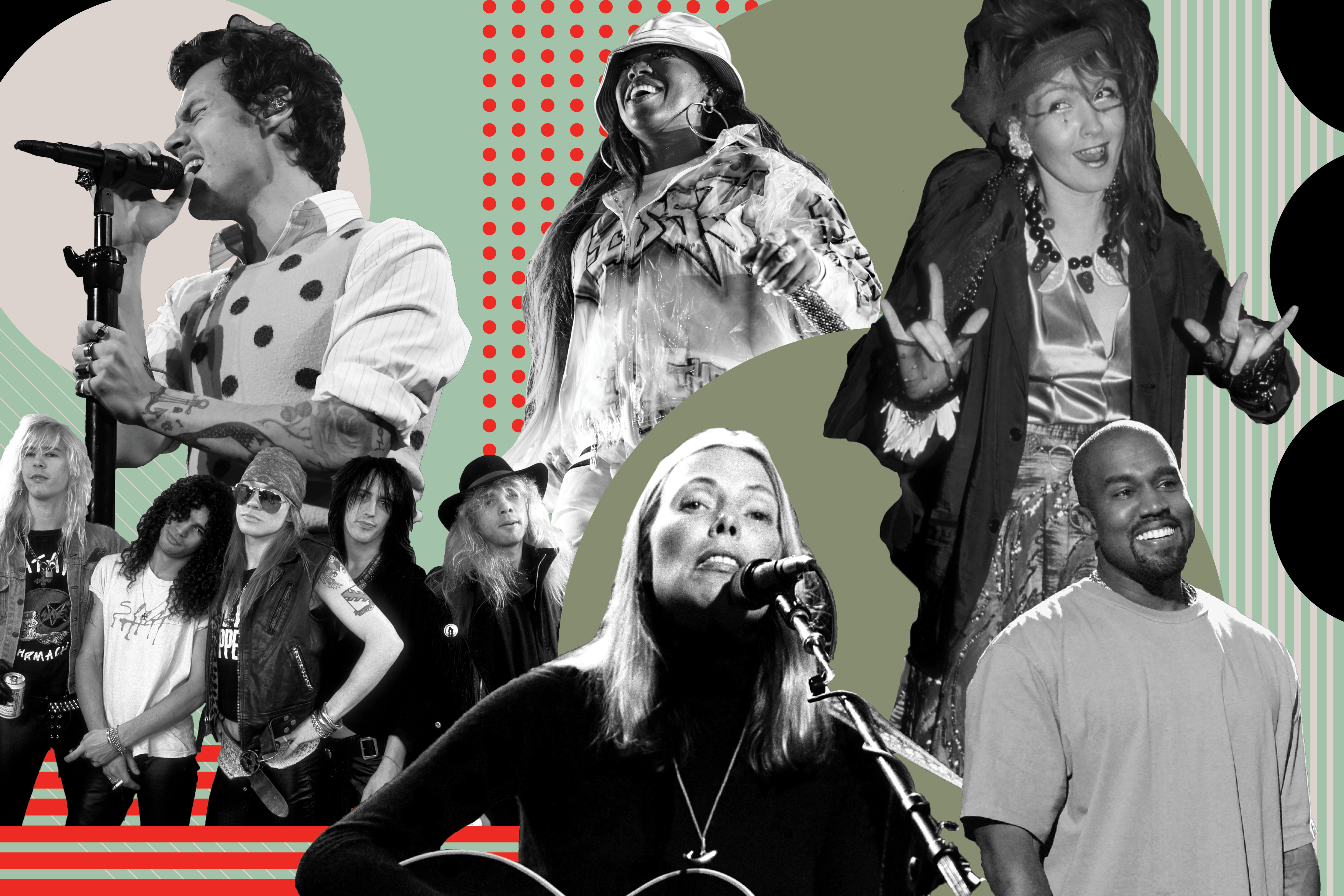 Who Voted for the 500 Greatest Songs?