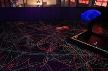 interaction by visitors installation ewz kunstraum zürich