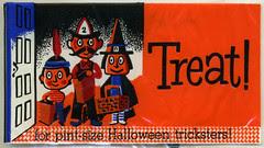 Halloween Candy Bag