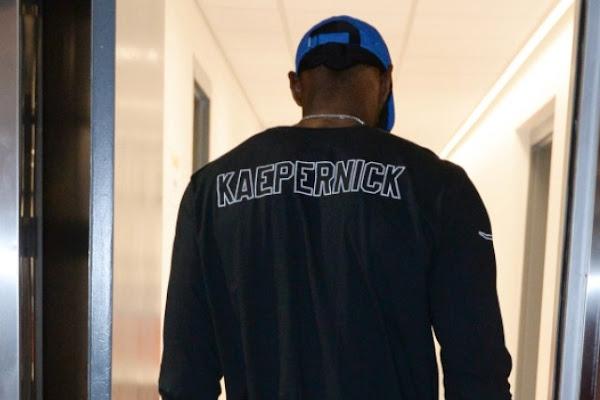 989c143c3841 Google News - LeBron James wears Kaepernick shirt to Lakers game ...