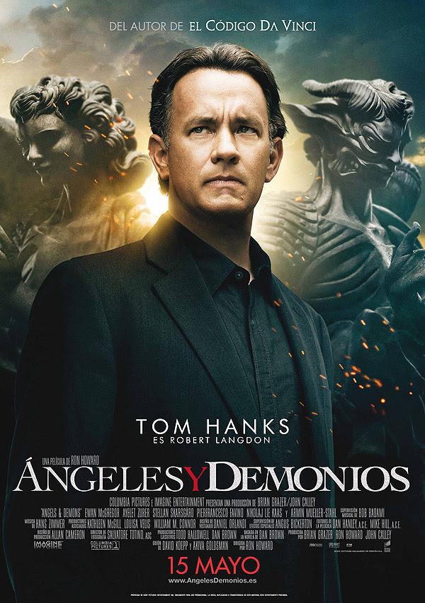Ángeles y demonios (Ron Howard, 2.009)