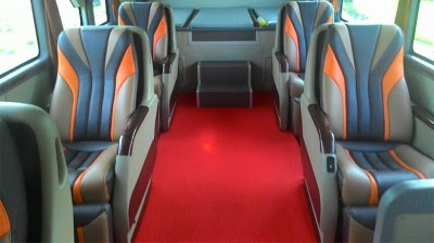 Review Bus Super Double Decker Po Efisiensi Kebumen Bus And Truck