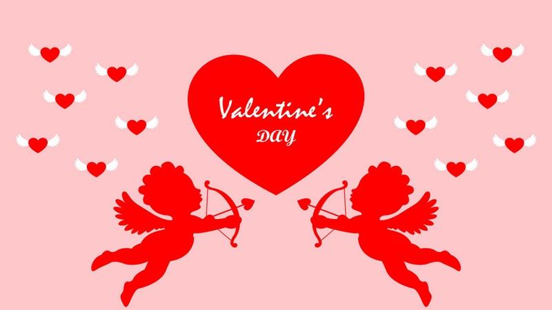 Buruan Update Status Ucapkan Selamat Valentine