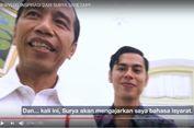 'Vlog' Jokowi, Penyandang Disabilitas Ungkap Ingin Jadi Staf Presiden