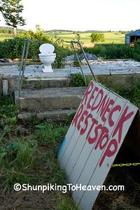Redneck Rest Stop, Eau Claire County, Wisconsin