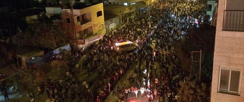 Qalandia protests
