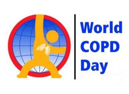 Παγκόσμια Ημέρα Χρόνιας Αποφρακτικής Πνευμονοπάθειας
