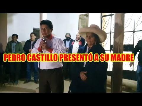 CANDIDATO PRESIDENCIAL PEDRO CASTILLO CONSIDERADO EVO MORALES DEL PERÚ E...