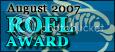 Aug07 ROFL award