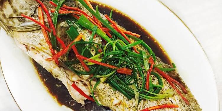 Resep Tim Ikan Kerapu Ala Hongkong Oleh Evi Can Cook