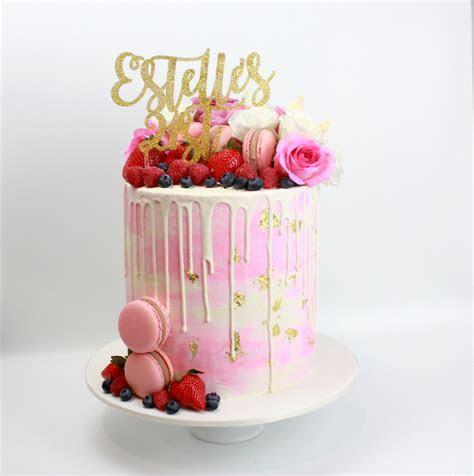 18th & 21st Birthday Cakes   Exquisite Cakes Sydney