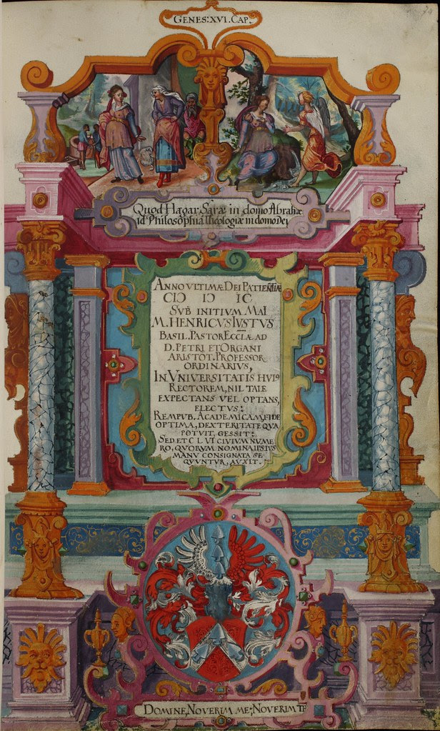 Basel, Universitätsbibliothek, AN II 4, p. 74r – Matriculation Register of the Rectorate of the University of Basel, Volume 2 (1586-1653)