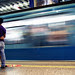 El amor existe en el metro