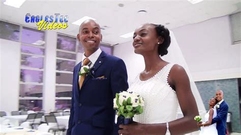 Saima Weds Phillemon (The very best of Namibian Weddings