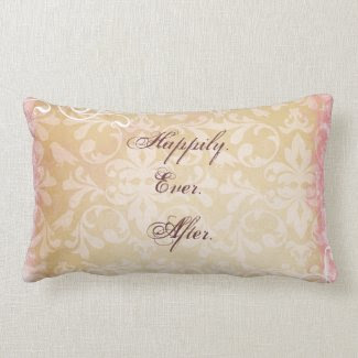 Vintage Love Quote Throw Pillow