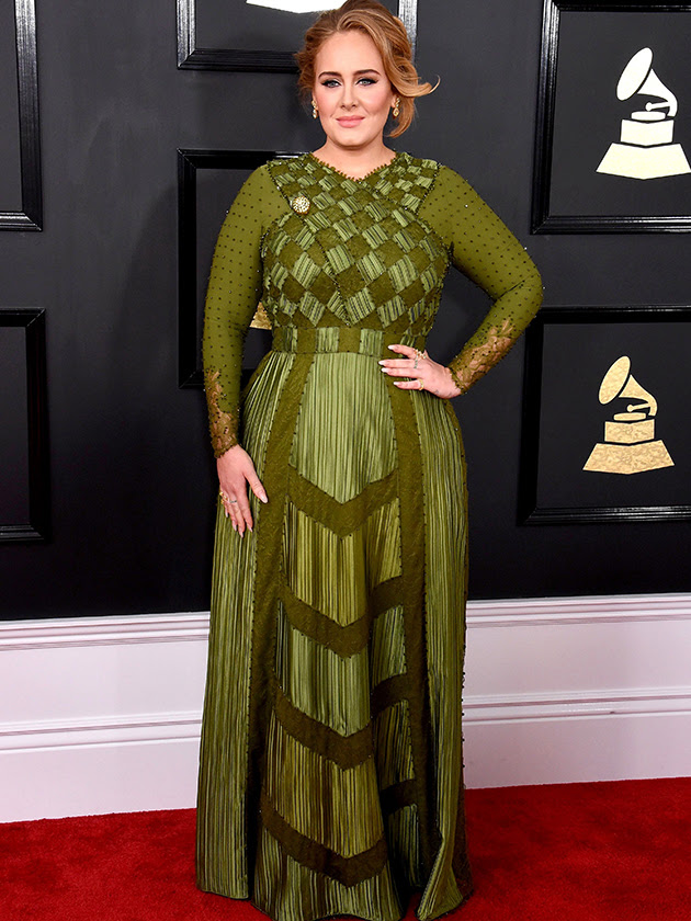 Adele's weight loss story in pictures - what a transformation