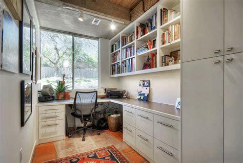 small home office interior design quiet corner