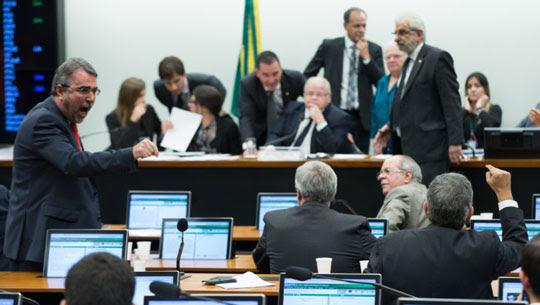 Comissão da reforma política | Foto: Lula Marques/AGPT