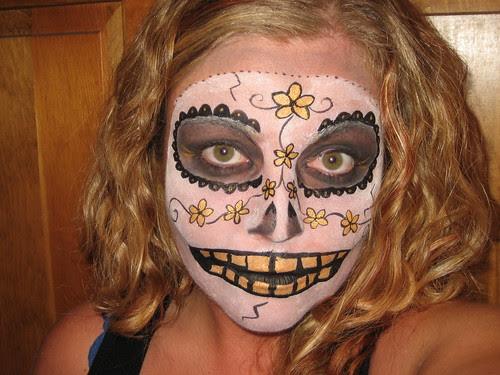 day of the dead skull. Day of the Dead Sugar Skull