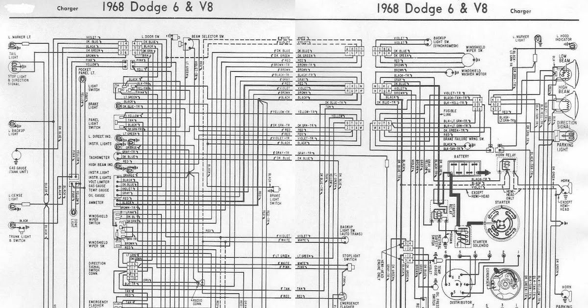 1973 dodge challenger wiring diagram for electronic distributor - swap  diagram  swap diagram