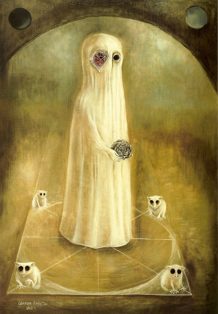 Leonora Carrington - The Ancestor, 1968