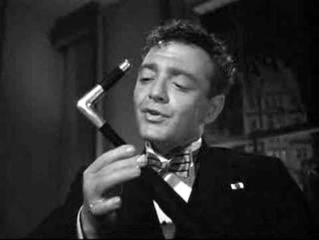 Peter Lorre en El Halcón Maltés (1941)