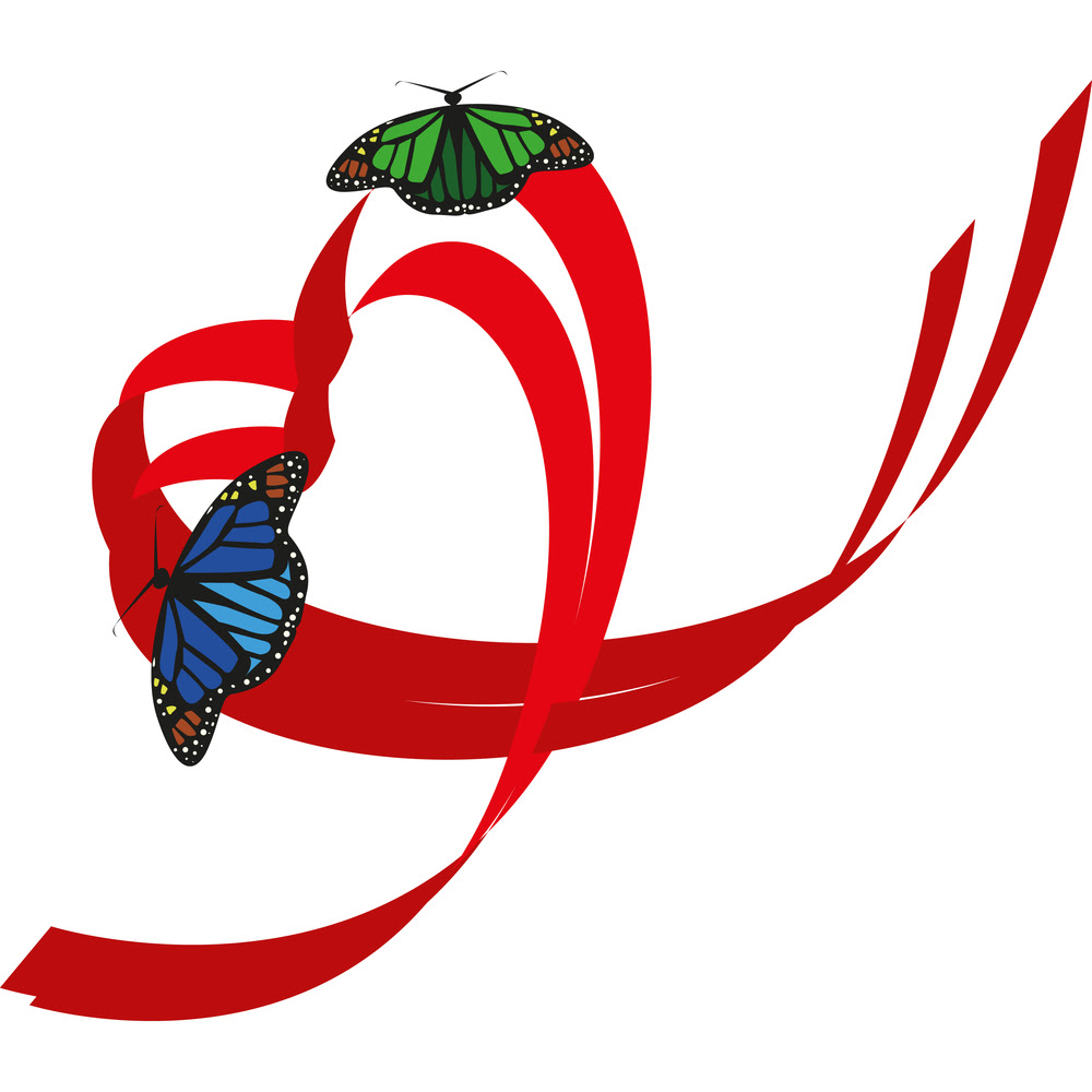 Ribbon Tattoos Desig