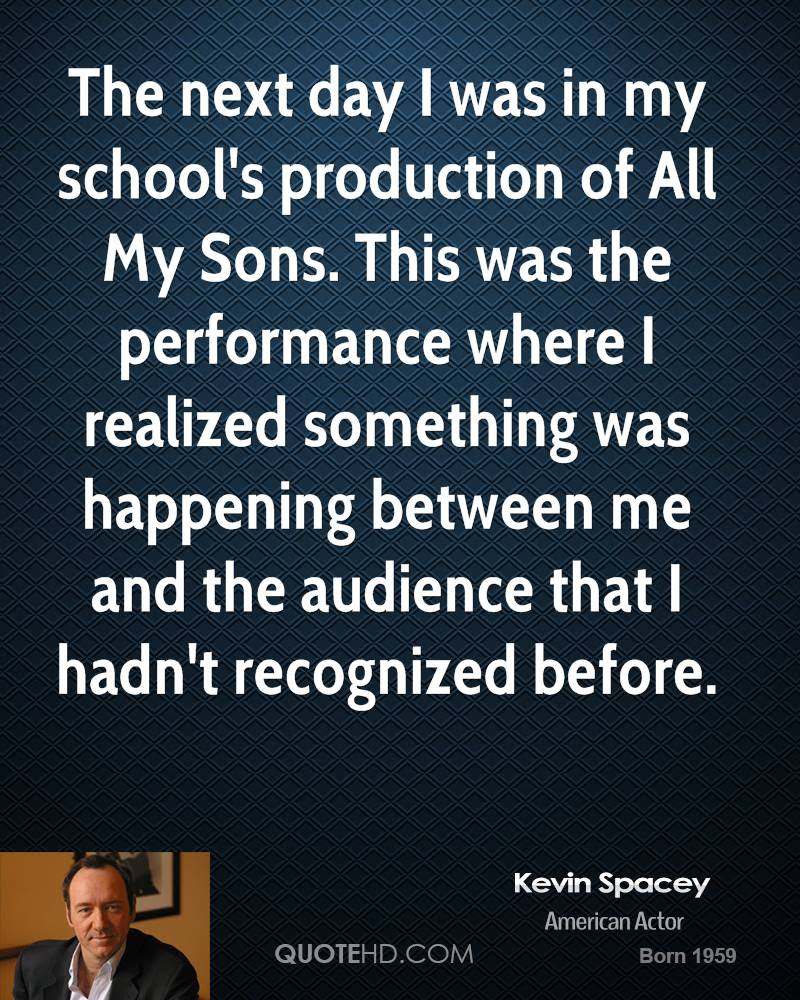 Kevin spacey best movie quotes