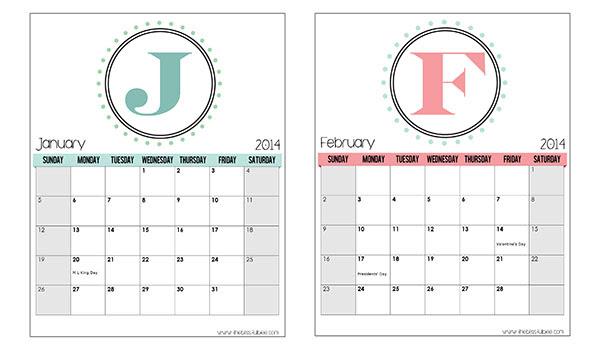 2014_Calendar