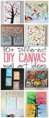 diy canvas wall art ideas  canvas tutorials  adults