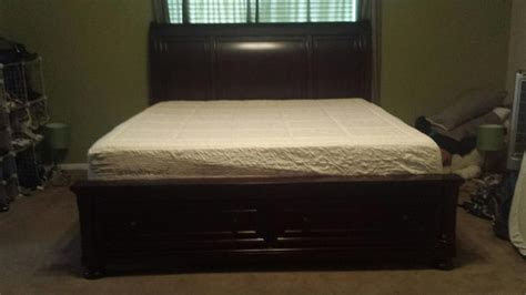 king size mattress  bed frame yelp