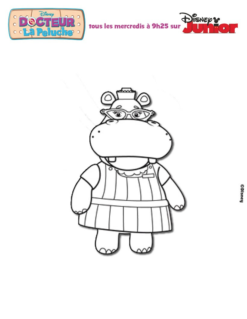 Coloriage HALLIE Coloriage