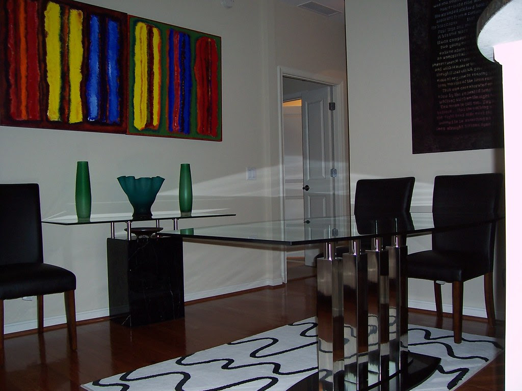 Dining Room Table Base for Glass Top
