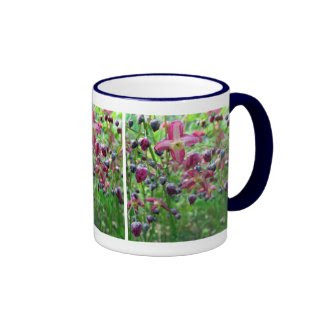 Epimedium Flowers Coffee Mug