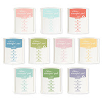 Subtles Classic Stampin' Pads by Stampin' Up!