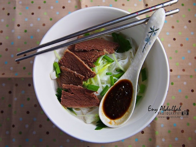 Pho BO Mee Sup Daging ala Vietnam