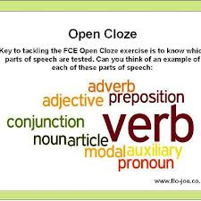Image result for Open cloze