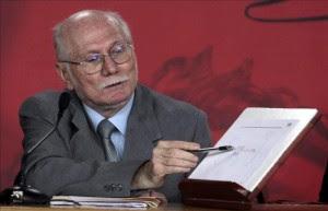 Imagen cedida por Prensa Miraflores del ministro de Planificación y Finanzas, Jorge Giordani. EFE/Archivo