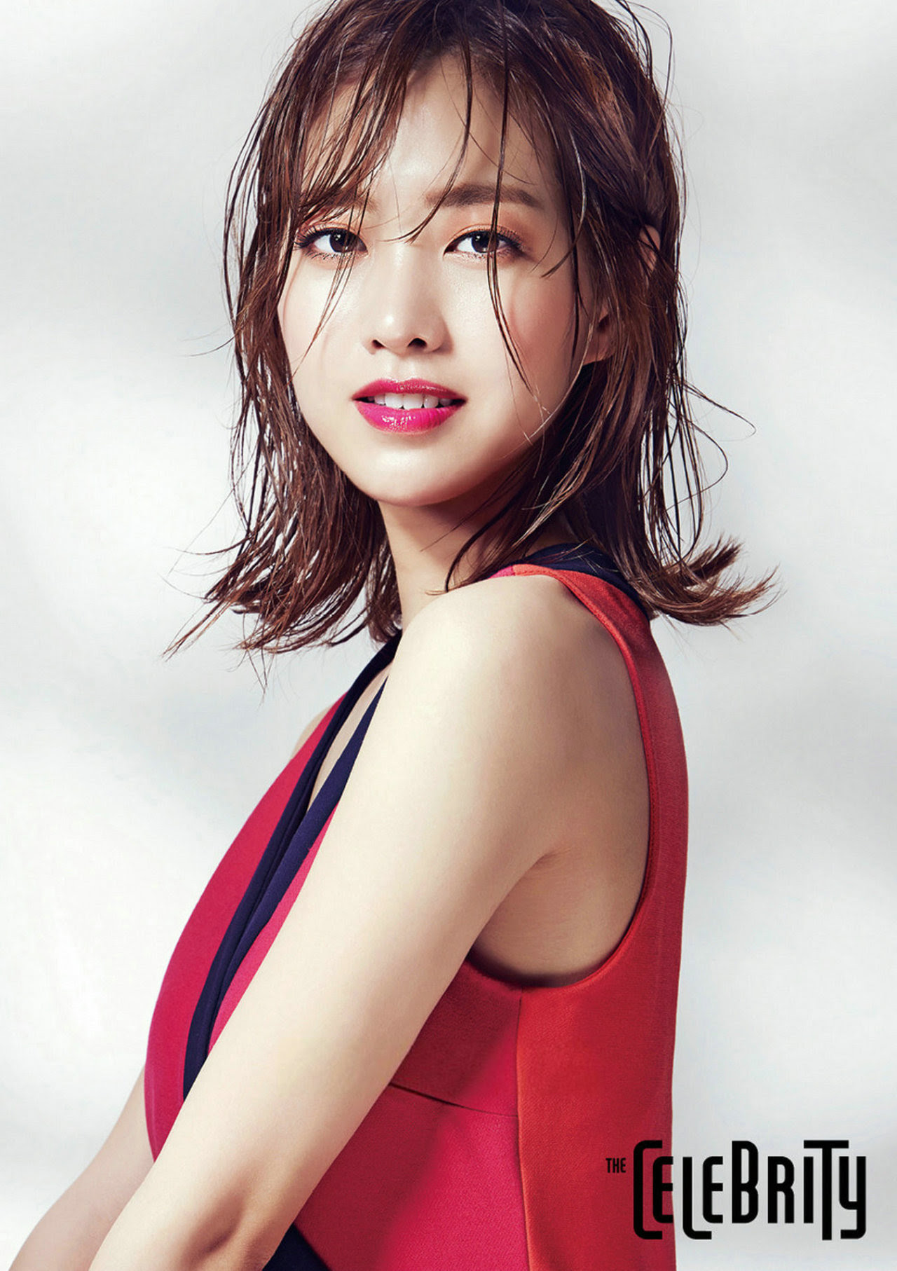Jin Se Yeon - The Celebrity Magazine June Issue '15