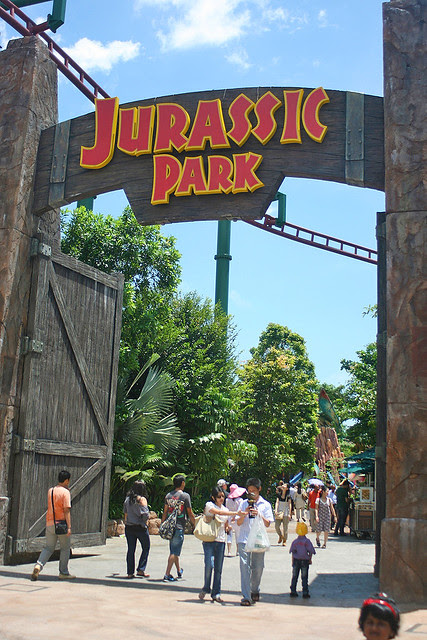 Prehistoric thrills await within Jurassic Park
