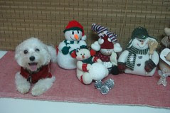 Gilby and the Snowpeople