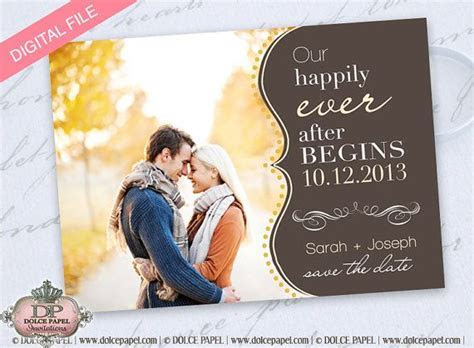 25  best ideas about Save the date wording on Pinterest