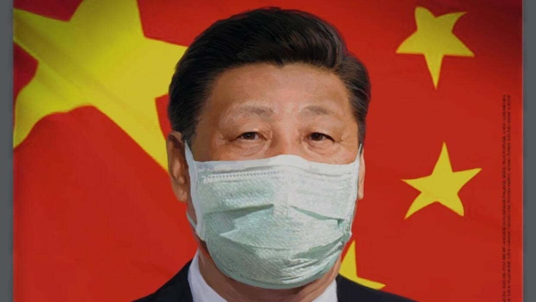 Chủ tịch Trung Quốc Tập Cận Bình trên trang bìa tạp chí L'Express tuần lễ từ 14 đến 21/02/2020.