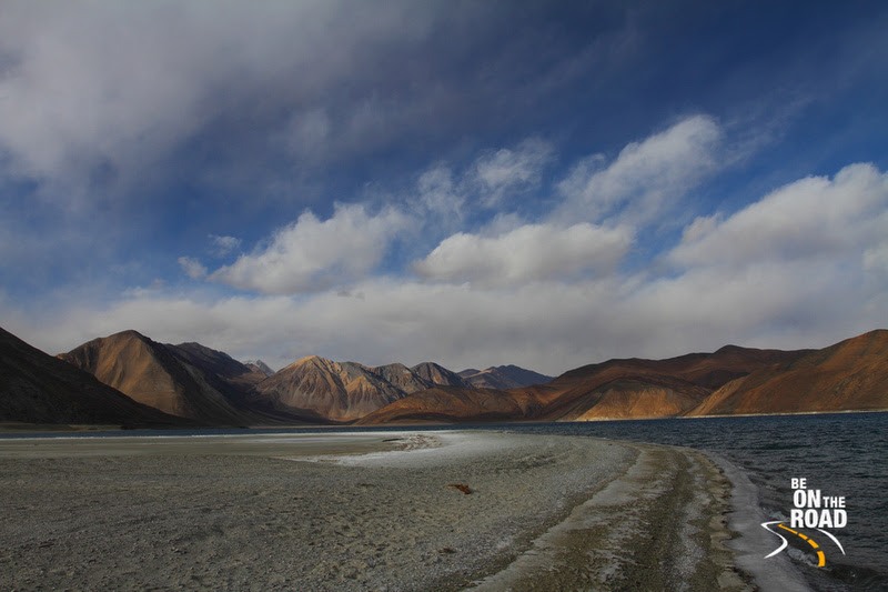 Pangong Tso - This was where the final scene of the Bollywood Movie '3 Idiots' was shot