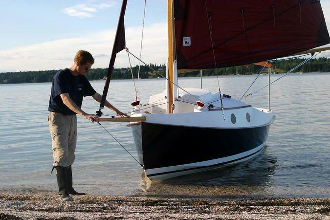 Information Pocket cruiser sailboat kits | Sail Boat Plan