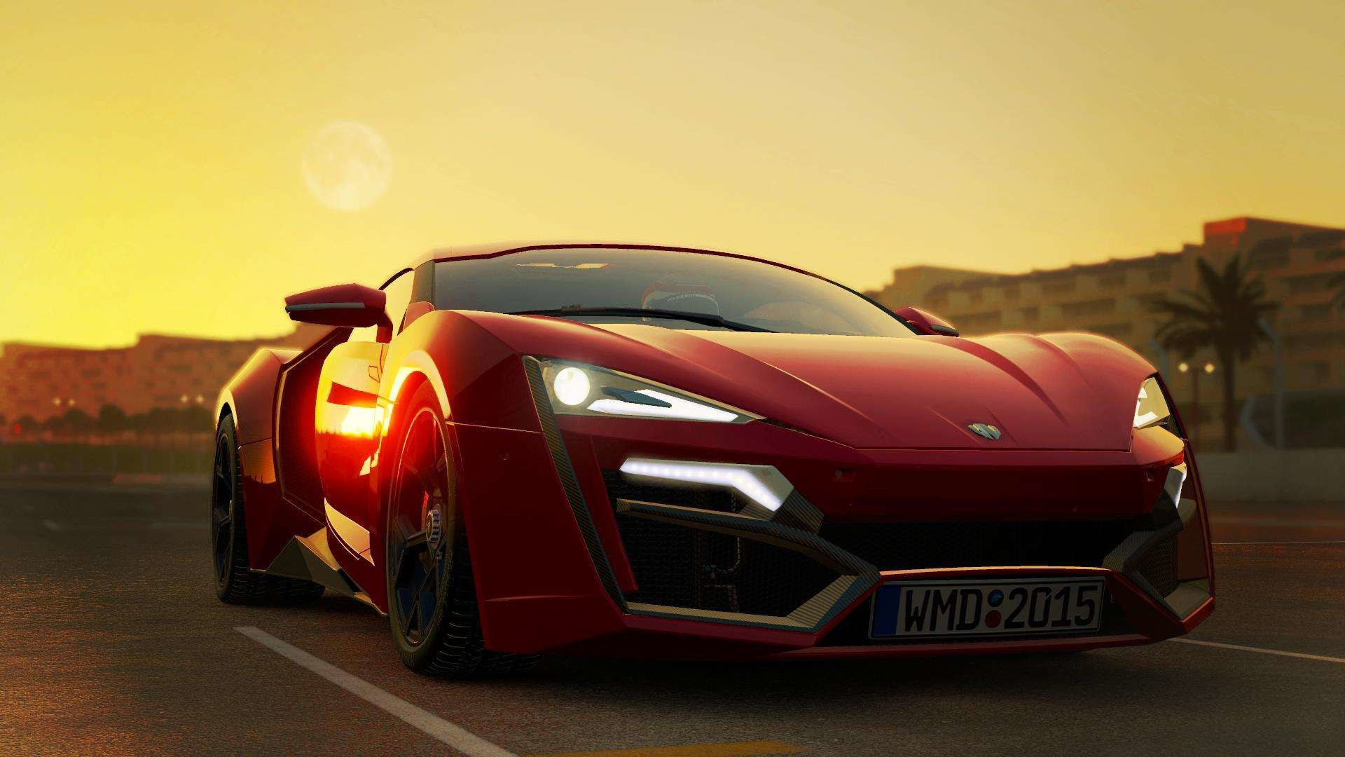 Supercars Gallery Ultra Hd Lykan Hypersport Wallpaper