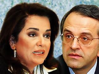 Φωτογραφία για Ο Σαμαράς παραδίδει στην Ντόρα το κόμμα ή την πρωθυπουργία